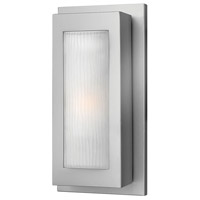 Hinkley 2050TT-LED Titan LED 14 inch Titanium Outdoor Wall Mount, Small