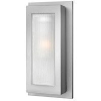 Hinkley Lighting Titan 1 Light Outdoor Wall Lantern in Titanium 2054TT