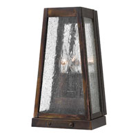 Hinkley Lighting Valley Forge 2 Light Outdoor Wall in Sienna 2070SN