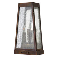 Hinkley Lighting Valley Forge 3 Light Outdoor Wall in Sienna 2074SN photo thumbnail