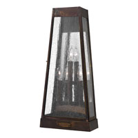 Hinkley Lighting Valley Forge 3 Light Outdoor Wall in Sienna 2075SN
