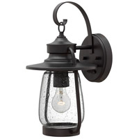 Hinkley 2090SB Calistoga 1 Light 16 inch Spanish Bronze Outdoor Wall Mount