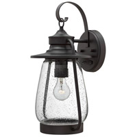 Hinkley 2095SB Calistoga 1 Light 19 inch Spanish Bronze Outdoor Wall Mount in Incandescent