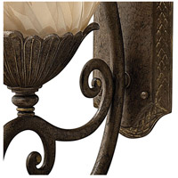 Hinkley 2120PZ Plantation 1 Light 21 inch Pearl Bronze Outdoor Wall Mount in Incandescent alternative photo thumbnail
