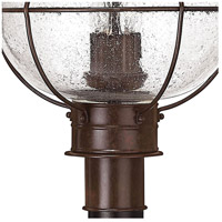 Hinkley 2201SZ Cape Cod 4 Light 24 inch Sienna Bronze Outdoor Post Mount, Post Sold Separately alternative photo thumbnail