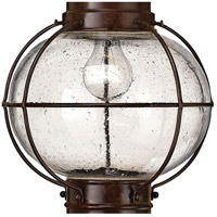 Hinkley 2202SZ Cape Cod 1 Light 11 inch Sienna Bronze Outdoor Hanging Lantern in Incandescent alternative photo thumbnail