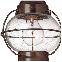 Hinkley 2203SZ Cape Cod 1 Light 7 inch Sienna Bronze Outdoor Flush Mount in Incandescent alternative photo thumbnail