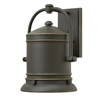 Hinkley 2214OZ-LED Pullman 1 Light 14 inch Oil Rubbed Bronze Outdoor Wall Lantern in LED