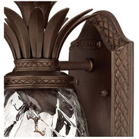 Hinkley 2226CB Plantation 1 Light 14 inch Copper Bronze Outdoor Mini Wall Mount alternative photo thumbnail