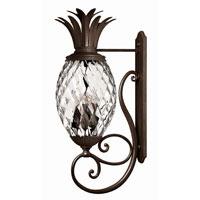 Hinkley Lighting Plantation 8 Light Outdoor Wall Lantern in Copper Bronze 2229CB