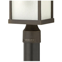 Hinkley 2231OZ Manhattan 1 Light 22 inch Oil Rubbed Bronze Outdoor Post Mount in Incandescent, Post Sold Separately alternative photo thumbnail