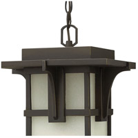 Hinkley 2232OZ-LED Manhattan LED 11 inch Oil Rubbed Bronze Outdoor Hanging Lantern alternative photo thumbnail