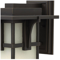 Hinkley 2235OZ-LED Manhattan LED 19 inch Oil Rubbed Bronze Outdoor Wall Mount alternative photo thumbnail