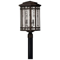 Hinkley 2241RB Tahoe 4 Light 22 inch Regency Bronze Post Lantern, Post Sold Separately