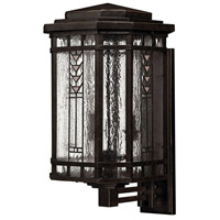 Tahoe 4 Light 23 inch Regency Bronze Outdoor Wall Lantern