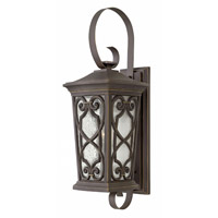 Hinkley 2278OZ-LED Enzo LED 29 inch Oil Rubbed Bronze Outdoor Wall Sconce, Extra Large