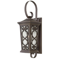 Enzo 1 Light 29 inch Oil Rubbed Bronze Outdoor Wall Sconce, Extra Large