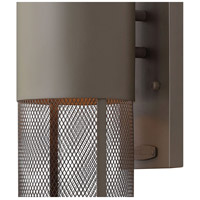 Hinkley 2304KZ Aria 1 Light 19 inch Buckeye Bronze Outdoor Wall Mount in Incandescent alternative photo thumbnail