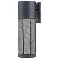 Hinkley 2305BK-LED Aria LED 22 inch Black Outdoor Wall Mount, Large