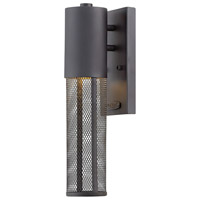 Hinkley 2306BK-LL Aria LED 15 inch Black Outdoor Wall Mount