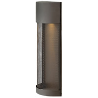 Hinkley 2307KZ Aria 1 Light 17 inch Buckeye Bronze Outdoor Pocket Wall Mount alternative photo thumbnail