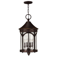 Hinkley 2312CB-LL Lucerne LED 13 inch Copper Bronze Outdoor Hanging Light