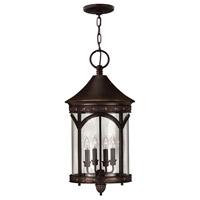 Hinkley 2312CB-LL Lucerne LED 13 inch Copper Bronze Outdoor Hanging Light