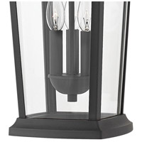 Hinkley 2362MB-LL Bromley LED 10 inch Museum Black Outdoor Hanging Lantern alternative photo thumbnail