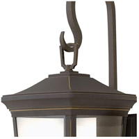 Hinkley 2364OZ Bromley 2 Light 20 inch Oil Rubbed Bronze Outdoor Wall Mount in Incandescent, Small alternative photo thumbnail