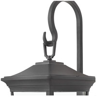 Hinkley 2366MB Bromley 3 Light 25 inch Museum Black Outdoor Wall Mount in Incandescent alternative photo thumbnail