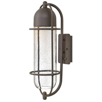 Hinkley 2384OZ Perry 1 Light 24 inch Oil Rubbed Bronze Outdoor Wall Mount