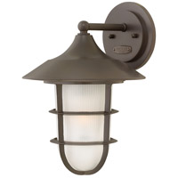 Marina 1 Light 15 inch Bronze Outdoor Wall Mount