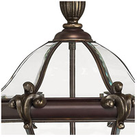 Hinkley 2441CB San Clemente 3 Light 22 inch Copper Bronze Outdoor Post Mount, Post Sold Separately alternative photo thumbnail