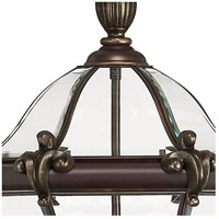 Hinkley 2441CB San Clemente 3 Light 22 inch Copper Bronze Outdoor Post Top/Pier Mount alternative photo thumbnail