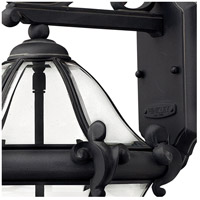 Hinkley 2444MB San Clemente 3 Light 20 inch Museum Black Outdoor Wall Mount alternative photo thumbnail