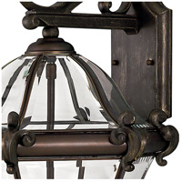 Hinkley 2445CB San Clemente 3 Light 21 inch Copper Bronze Outdoor Wall Mount alternative photo thumbnail