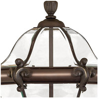 Hinkley 2447CB San Clemente 3 Light 26 inch Copper Bronze Outdoor Post Mount, Post Sold Separately alternative photo thumbnail