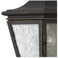 Hinkley 2460OZ Heritage Lincoln 1 Light 14 inch Oil Rubbed Bronze Outdoor Wall Mount, Small alternative photo thumbnail