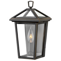 Hinkley 2566OZ-LL Alford Place LED 11 inch Oil Rubbed Bronze Outdoor Wall Mount