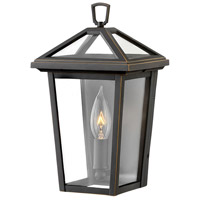 Hinkley 2566OZ Alford Place 1 Light 11 inch Oil Rubbed Bronze Outdoor Wall Mount in Incandescent