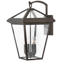 Hinkley 2568OZ Alford Place 4 Light 24 inch Oil Rubbed Bronze Outdoor Wall Mount