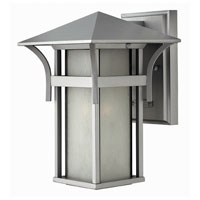 Hinkley Lighting Harbor 1 Light Outdoor Wall Lantern in Titanium 2570TT-ES