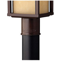 Hinkley 2571AR Harbor 1 Light 20 inch Anchor Bronze Outdoor Post Mount in Incandescent, Post Sold Separately alternative photo thumbnail