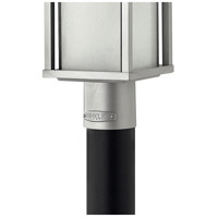 Hinkley 2571TT Harbor 1 Light 20 inch Titanium Outdoor Post Mount in Incandescent, Post Sold Separately alternative photo thumbnail