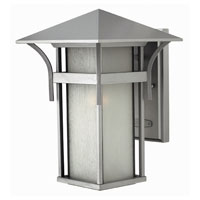 Hinkley Lighting Harbor 1 Light Outdoor Wall Lantern in Titanium 2574TT-ES photo thumbnail