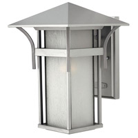 Hinkley Lighting Harbor 1 Light Outdoor Wall Lantern in Titanium 2574TT-LED