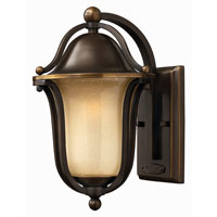 Hinkley Lighting Bolla 1 Light Outdoor Wall Lantern in Olde Bronze 2630OB-ES photo thumbnail