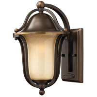 Hinkley 2630OB Bolla 1 Light 12 inch Olde Bronze Outdoor Wall Lantern in Incandescent