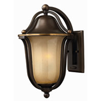 Hinkley Lighting Bolla 1 Light Outdoor Wall Lantern in Olde Bronze 2634OB-EST photo thumbnail