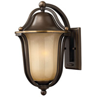 Bolla 2 Light 16 inch Olde Bronze Outdoor Wall Lantern in Incandescent